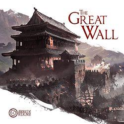 The Great Wall spel doos box Spellenbunker.nl