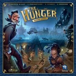 The Hunger spel doos box Spellenbunker.nl