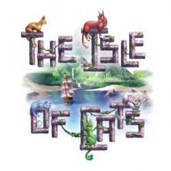 The Isle of Cats Bordspel