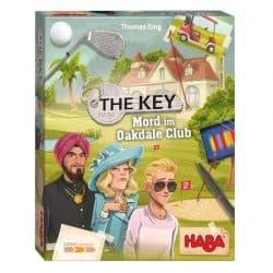 The Key - Moord in Oakdale Club HABA Spel