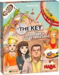 The Key- Sabotage in Lucky Lama Land HABA