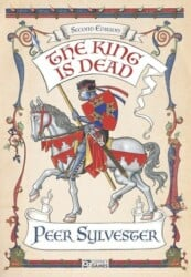 The King is Dead: Second Edition spel doos box Spellenbunker.nl
