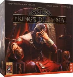 The King's Dilemma Bordspel 999 Games