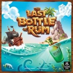 The Last Bottle of Rum spel doos box Spellenbunker.nl