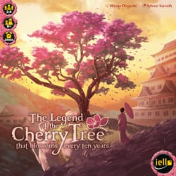 The Legend of the Cherry Tree that Blossoms Every Ten Years spel doos box Spellenbunker.nl