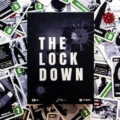 The Lockdown - Kaartspel Jessie De Jans