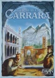 The Palaces of Carrara spel doos box Spellenbunker.nl