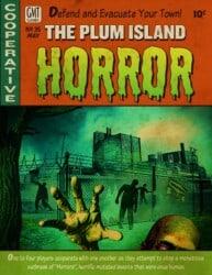 The Plum Island Horror spel doos box Spellenbunker.nl