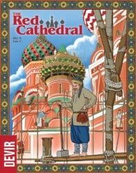 The Red Cathedral spel doos box Spellenbunker.nl
