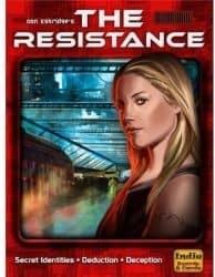 The Resistance Kaartspel