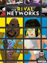 The Rival Networks spel doos box Spellenbunker.nl