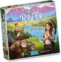 The River Bordspel