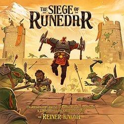The Siege of Runedar spel doos box Spellenbunker.nl
