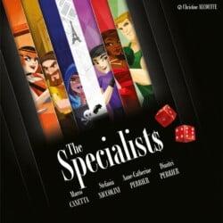 The Specialists spel doos box Spellenbunker.nl