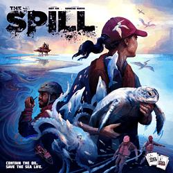 The Spill spel doos box Spellenbunker.nl