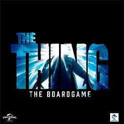 The Thing: The Boardgame spel doos box Spellenbunker.nl