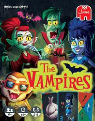 The Vampires spel doos box Spellenbunker.nl