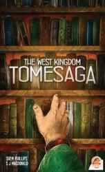 The West Kingdom Tomesaga spel doos box Spellenbunker.nl