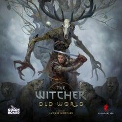 The Witcher: Old World spel doos box Spellenbunker.nl