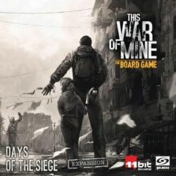 This War of Mine: Days of the Siege spel doos box Spellenbunker.nl