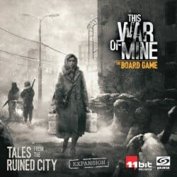 This War of Mine: Tales from the Ruined City spel doos box Spellenbunker.nl