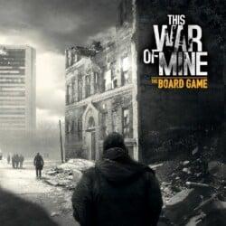 This War of Mine: The Board Game spel doos box Spellenbunker.nl