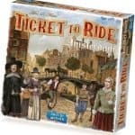 Ticket To Ride - Amsterdam Bordspel