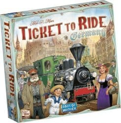 Ticket To Ride - Germany Bordspel