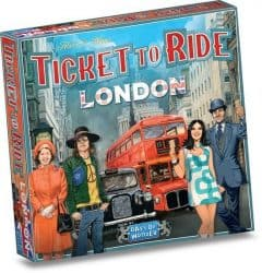 Ticket To Ride - London Bordspel