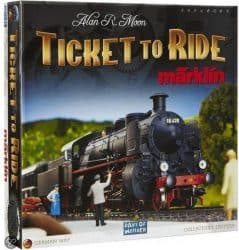 Ticket To Ride - Marklin Bordspel
