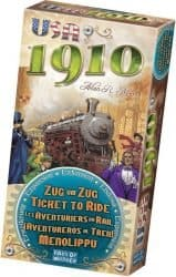 Ticket To Ride - USA 1910 Bordspel Uitbreiding