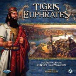 Tigris & Euphrates Bordspel