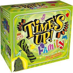 Time's Up! Family spel doos box Spellenbunker.nl