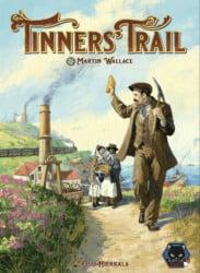 Tinners' Trail spel doos box Spellenbunker.nl