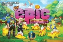 Tiny Epic Dinosaurs spel doos box Spellenbunker.nl