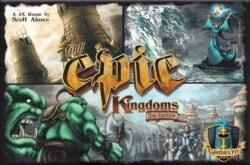 Tiny Epic Kingdoms spel doos box Spellenbunker.nl