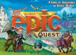 Tiny Epic Quest spel doos box Spellenbunker.nl
