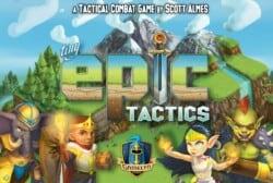 Tiny Epic Tactics spel doos box Spellenbunker.nl