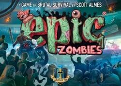 Tiny Epic Zombies spel doos box Spellenbunker.nl