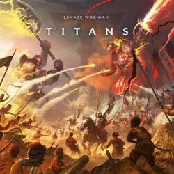 Titans spel doos box Spellenbunker.nl