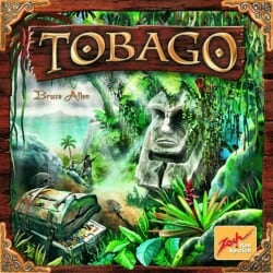 Tobago spel doos box Spellenbunker.nl