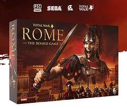 Total War: ROME – The Board Game spel doos box Spellenbunker.nl