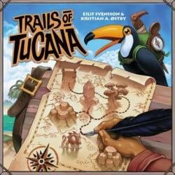 Trails of Tucana spel doos box Spellenbunker.nl