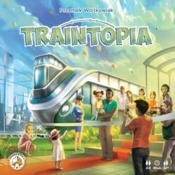 Traintopia spel doos box Spellenbunker.nl