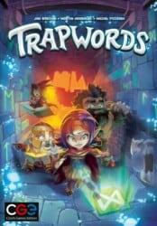 Trapwords spel doos box Spellenbunker.nl
