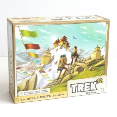 Trek 12 Geronimo Games Bordspel
