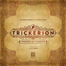 Trickerion: Legends of Illusion spel doos box Spellenbunker.nl