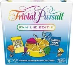 Trivial Pursuit - Familie Editie Bordspel Partygame