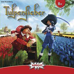 Tulpenfieber spel doos box Spellenbunker.nl