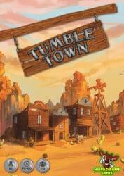 Tumble Town spel doos box Spellenbunker.nl